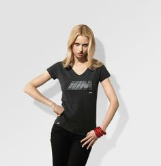 BMW Ladies' M Studded Tee