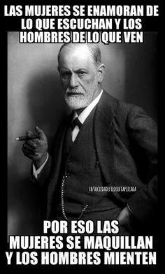 Oh amado Junio Fullcrap Alchemist. Freud Frases, Freud Quotes, Best Quotes, Life Quotes, Little Bit, Sigmund Freud, Thing 1, Spanish Quotes, Einstein