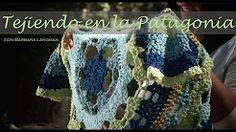 saco redondo tejido a crochet - YouTube