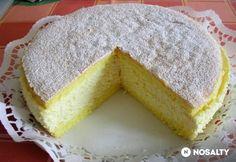 Hungarian Cake, Hungarian Recipes, Cornbread, Tart, Cheesecake, Lemon, Sweets, Ethnic Recipes, Foods