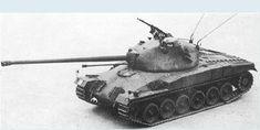 Panzer 58 Production vehicle