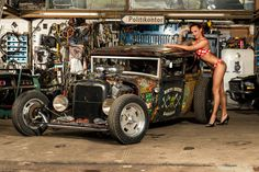 Rat Rod - RatRot