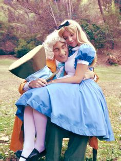 Alice & Hatter Cosplay