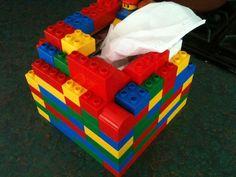Lego Kleenex Box Holder