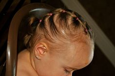 AFTER reading this post…come check out my most recent blog post about hairstyles!{22 FUN AND CREATIVE TODDLER HAIRSTYLES!!!}*****RAISE your hand if you have a little toddler with …