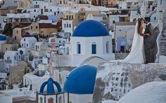 What a photo? by Giorgos Galanopoulos Dream Wedding, Wedding Day, Santorini Wedding, Photo Ideas, Greece, Clouds, Travel, Pi Day Wedding, Shots Ideas