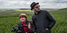 Agnès Varda and Artist JR Are the Duo Behind the Year's Most Charming Movie - TownandCountrymag.com