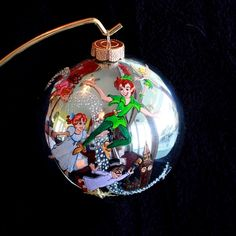 Hand Painted Ornament with Pop. Characters item 60. $21.95, via Etsy.