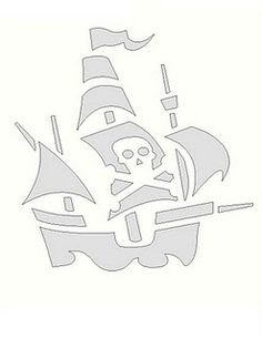 Ok this is gonna be Ethan and my pumpkin stencil. He loves Bucky from Jake and the Neverland pirates.
