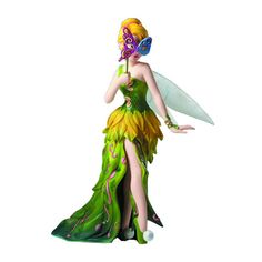 Disney Showcase Tinker Bell Masquerade Statue - Enesco - Peter Pan - Statues at Entertainment Earth