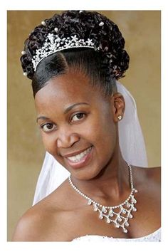 Natural Wedding Hairstyles for Black Women with Braids - New Hairstyles, Haircuts & Hair Color Ideas