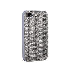 I love the GREENE Greene + Gray Glitter iPhone 4 / 4S Case from LittleBlackBag