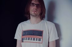 Steven Wilson photographed in Mexico City by Susana Moyaho