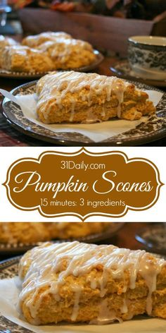 My recipe for Keto-friendly Raspberry Scones makes the perfect low carb treat. Since these low carb scones have all the flavor we love in traditional scones minus all the carbs. Brunch Recipes, Fall Recipes, Holiday Recipes, Dessert Recipes, Healthy Pumpkin Recipes, Pumpkin Puree Recipes, Pumpkin Foods, Pumpkin Pie Mix, Pumpkin Dessert