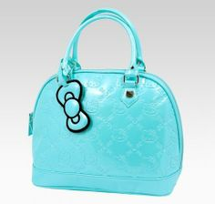 Hello Kitty Bow Bag. Someone needs thiiiiis........... (me)