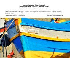 """Catalogo della mostra di fotografia e poesia svoltasi presso il ristorante """"Sushi and Meat"""" di Palermo il 7 Novembre 2013"""