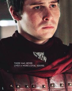 Podrick, really like this character both in the books and on the show