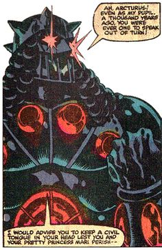 baron karza cosplay - Google Search