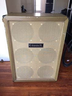 EMPEROR 6x12 custom guitar cabinet - 8 ohm / 420W - sunn green matamp orange   #Emperor