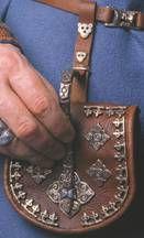 Belt Pouch from Birka