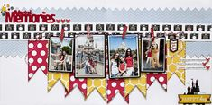 NEW Queen and COmpany - CHA 2015 - Project Made with the new Magic collection - Scrapbook.com