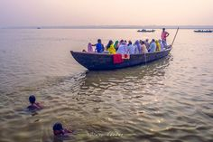 Taking a #boat #ride is the best way to view the majestic #Ghats of #Varanasi. #binoygeorgephotography #incredibleindia #Culture #discoverindia #India #UttarPradesh #beyond_pixels #like4like #followforfollow #followme #me #d810 #80-200mmf2.8  #streetphotographyindia #streetlife #street #travelphotography #swimming