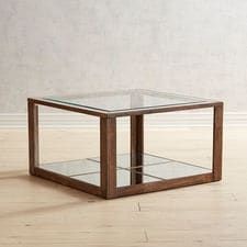 Duchess Mirrored Coffee Table Coffee Table Mirrored Coffee Tables Round Glass Coffee Table