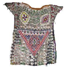 Afghanistan - Turkman child ceremonial vest