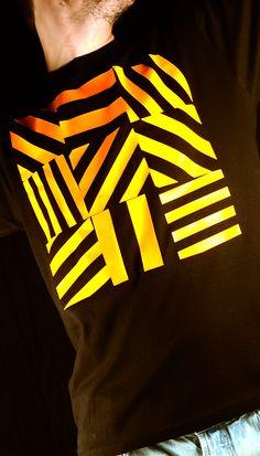 Shirt Shop, T Shirt, Orange Color, Greece, Stripes, Neon, Unisex, Clothing, Fashion Design