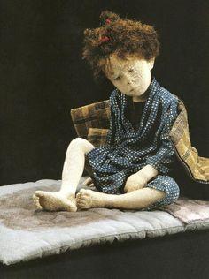 Atae Yuki nghệ sĩ điêu khắc vải