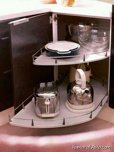 Mutfaklara 12 Kullanışlı Ve Dekoratif Düzenleme Fikri!