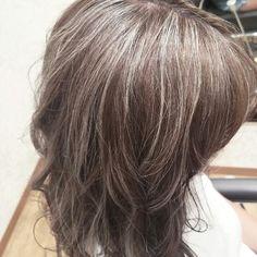 #highlight #balayagehighlights #balayage  #ashgray #ombre #sombre #外人さんカラー#グレージュ #ハイライト #バレイヤージュ #グラデーションカラー #アッシュ #アッシュグレー #ハイライト #ハイライトバレイヤージュ #ヘアカラー #hairsalon #Welina #hitomiyanagida #myworks #お客様photo #感謝