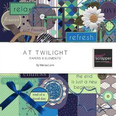 At Twilight Bundle #digital #scrapbooking #printable
