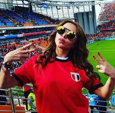 Beautiful Girls Fans Of The World Cup 2018 pics) Girls Soccer Team, Football Girls, Soccer League, Hot Football Fans, Soccer Fans, Soccer Usa, Hot Fan, Usa Girls, And Just Like That