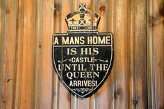 If there were ever truer words spoken... Check out our entire collection of #Vintage #WallDecor.