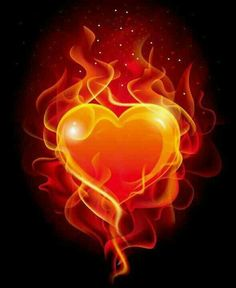 Symbols of the Holy Spirit gif Love Heart Images, Heart Pictures, Fogo Gif, Gif Kunst, Coeur Gif, Corazones Gif, Animated Heart, Animated Gif, Flame Art