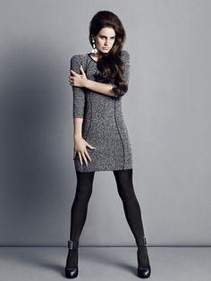 "Veja todas as fotos de Lana Del Rey para a campanha ""LA Noire"" da H&M"