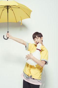 Dong bin is sooo cute