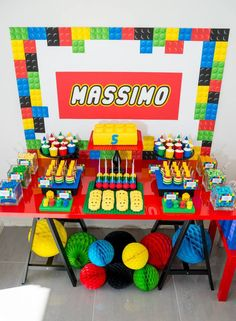lego-birthday-party-dessert-table