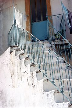 Corfu Corfu, Stairs, Country, Outdoor, Vintage, Home Decor, Outdoors, Stairway, Decoration Home