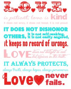 It's Project Party Weekend and only 12 days until Valentine's Day!!! I have been busy decorating this week- how about you? What better way to celebrate Valentine's than reciting one of the best verses about love? Print this out as a reminder of what true love is. (please do not post the printable on your …