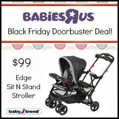 Black friday deals on jogging strollers