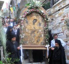 Παναγία Γοργοεπήκοος: H Θαυματουργή Εικόνα της Παναγίας που ακούει και ελεεί γρήγορα όσους την επικαλούνται