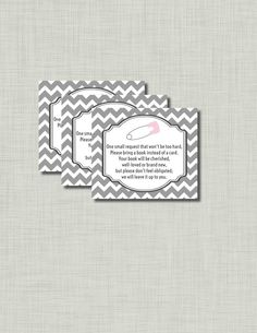 bring a book instead of a card book baby shower invitation inserts