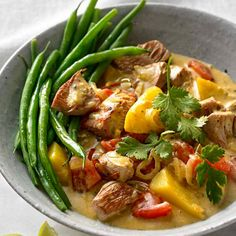 Healthy weight loss recipes: over 80 ideas - Healthy Weight Loss Recipes: Over 80 Ideas BRIGITTE.de Healthy Weight Loss Recipes: Over 80 Ideas B - Weight Loss Meals, Healthy Recipes For Weight Loss, Clean Eating Recipes, Easy Healthy Recipes, Healthy Snacks, Vegetarian Recipes, Easy Meals, Healthy Eating, Jackfruit Curry