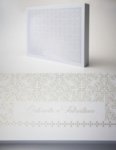 Young Book with raised finishing. #graphistudio #youngbook #details #weddingbook