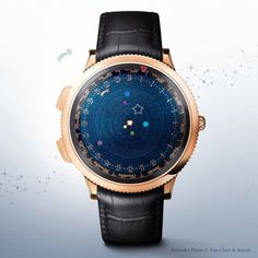 Luxurious watch from VC&A
