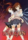A Certain Scientific Railgun: Part One [2 Discs] [DVD], 1328094