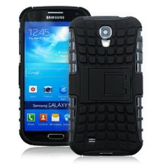 JKase DIABLO Series Tough Rugged Dual Layer Protection Case Cover with Build in Stand for Samsung Galaxy S4 SIV I9500 - Retail Packaging (Black) on http://unique-cases.kerdeal.com/jkase-diablo-series-tough-rugged-dual-layer-protection-case-cover-with-build-in-stand-for-samsung-galaxy-s4-siv-i9500-retail-packaging-black