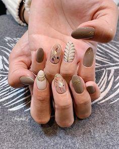 Red Nail Designs, Simple Nail Art Designs, Bohemian Nails, Boho, Beach Holiday Nails, Nails Now, Stiletto Nail Art, Japanese Nail Art, Minimalist Nails
